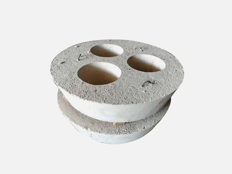 Electric furnace, furnace cap prefabricated parts